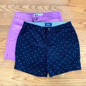 Pair Old Navy Shorts Sz 2